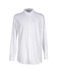 Imperial Star Imperial Shirts Shirts Men White