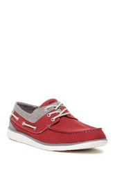 Gbx East Boat Shoe Red
