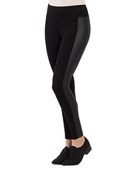 Kensie Skinny Ponte Leggings Black