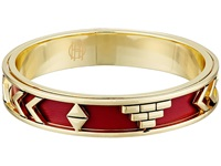 House Of Harlow Aztec Bangles Sangira Bracelet Red