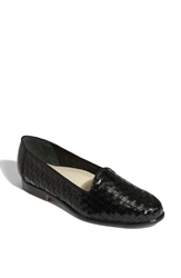 Trotters Slip On Black