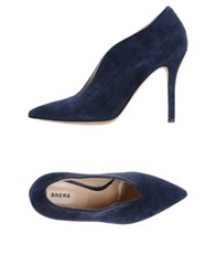 Brera Pumps Dark Blue
