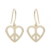 Zt Peace And Love Earrings