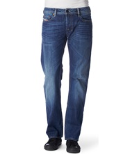 Diesel Zatiny 08Xr Slim Fit Bootcut Jeans Denim