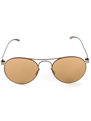 Mykita 'Mmesse005' Sunglasses Brown