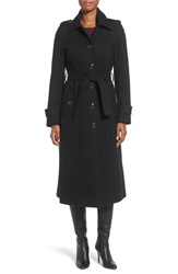 Michael Michael Kors Women's Long Belted Wool Blend Coat