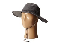 Mountain Hardwear Cordoba Canvas Crusher Hat Shark Safari Hats Gray