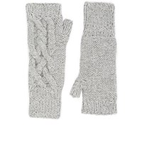 Eugenia Kim Women's Joelle Fingerless Gloves Grey