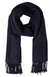 Ichi Viva Scarf Total Eclipse Dark Blue