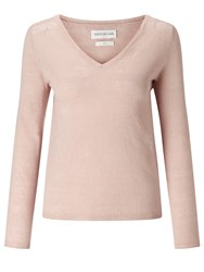 Harris Wilson Laureen Linen Jumper Gingembre