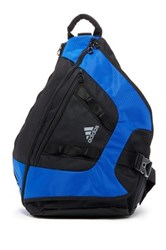 Adidas Capital Ii Sling Backpack Blue