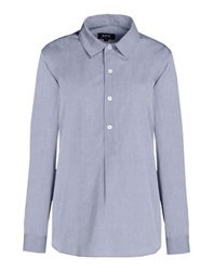 Long Sleeve Shirts Grey
