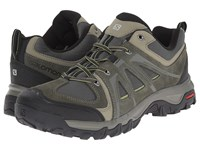 Salomon Evasion Aero Night Forest Night Forest Turf Green Men's Shoes Gray