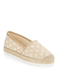 Vidorreta Nancy Espadrille Flats Natural
