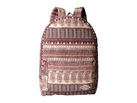 Billabong Hand Over Love Backpack Mystic Maroon Backpack Bags Brown