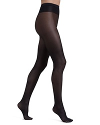 Wolford Neon 40 Glossy Tights Gobi Tan Medium