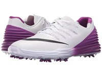 Nike Lunar Control 4 White Anthracite Cosmic Purple Women's Golf Shoes