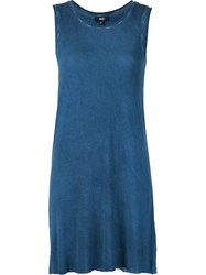 Paige 'Mia' Dress Blue