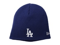 New Era My First Knit Los Angeles Dodgers Team Infant Medium Blue Caps