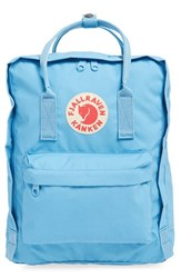 Fjall Raven Fj Llr Ven 'K Nken' Water Resistant Backpack Blue Air Blue