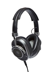 Music Master And Dynamic Mh40 Over Ear Headphones Grey