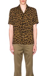 Marc Jacobs Leopard Print Popover In Brown Animal Print