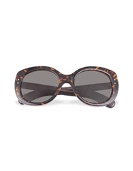 Marc Jacobs Vintage Inspired Round Frame Tortoise Brown