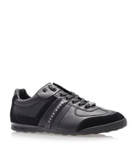 Hugo Boss Aki Lo Pro Sneaker Male Black