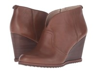 Dr. Scholl's Inda Original Collection Rustic Tan Leather Women's Shoes