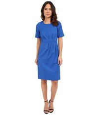 Pendleton Charlotte Dress Pacific Worsted Women's Dress Blue