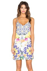 Oh Boy Vestido Sirilanka Dress Yellow