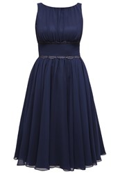 Swing Cocktail Dress Party Dress Ink Dark Blue