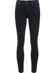 Citizens Of Humanity Mid Rise Super Skinny Jeans Black