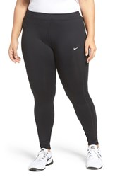 Nike Plus Size Women's Power Essential Dri Fit Running Tights