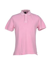 Mosaique Polo Shirts Pink