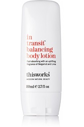 This Works In Transit Balancing Body Lotion 80Ml