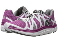 Pearl Izumi Em Road H 3 V2 Smoked Purple Wine Women's Running Shoes