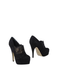 Gaspard Yurkievich Lace Up Shoes Black
