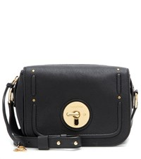 See By Chloe Lois Leather Crossbody Bag Black