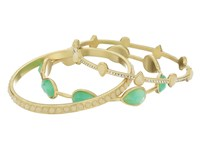 Karen Kane Sky And Sea Bangle Green Bracelet
