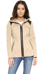 Mackage Kelsie Trench Sand