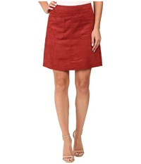 Sanctuary Serina Skirt Brooklyn Brick Women's Skirt Brown