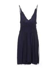 Massimo Rebecchi Dresses Knee Length Dresses Women Dark Blue