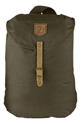 Fjall Raven Men's Fjallraven 'Greenland' Small Backpack Green Dark Olive