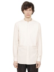 Christophe Lemaire Heavy Cotton Poplin Shirt