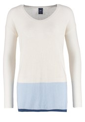 Gap Jumper Blue Chill Beige