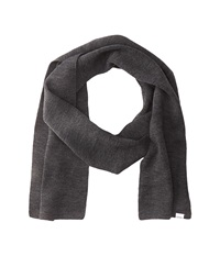 The Jakob Scarf Charcoal Scarves Gray