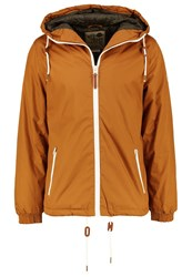 Solid Spunk Light Jacket Cinnamon Beige