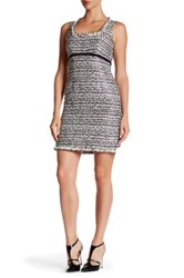 Nanette Lepore Soiree Shift Dress Black