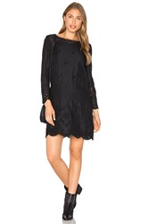 Flannel Australia Clove Dress Black